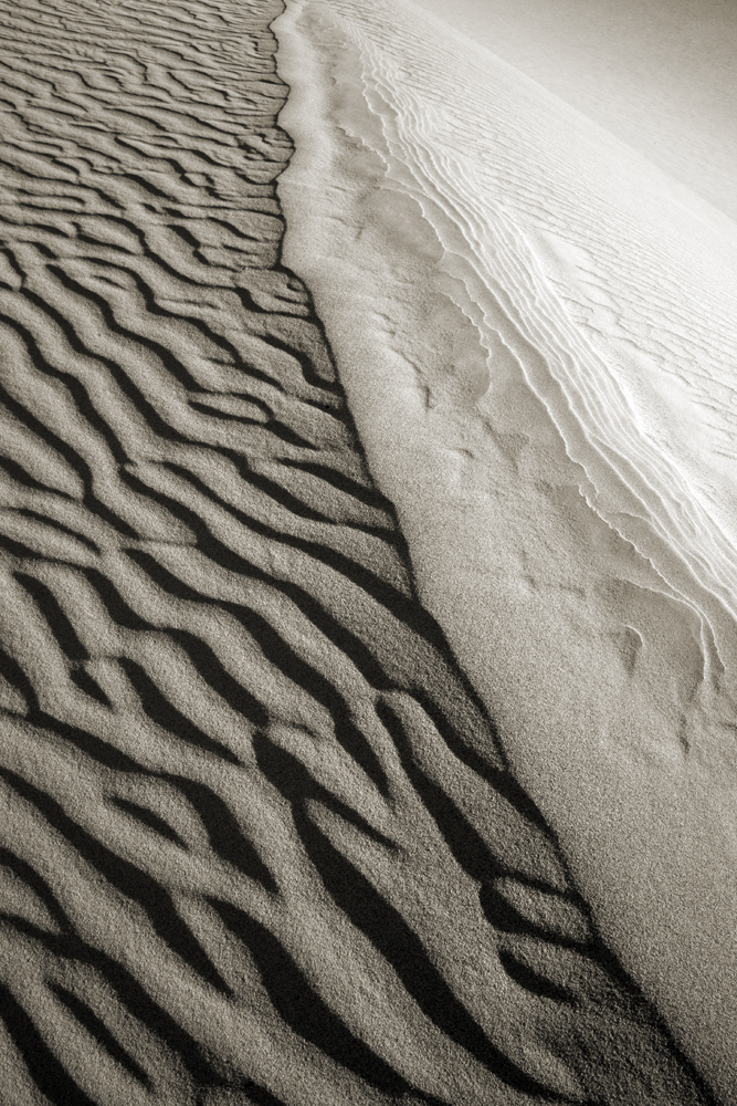 Dune Patterns II Death Valley