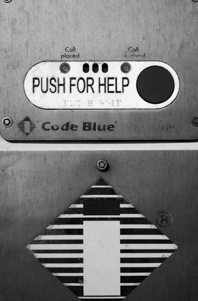 Push for Help- San Francisco