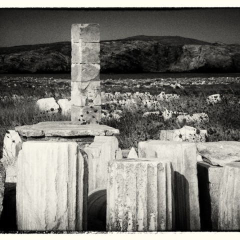 Ruins- Delos- Greece 3
