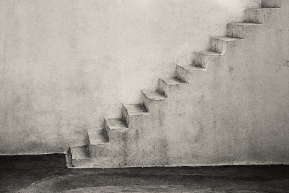 Stairway to Unknown- Greece