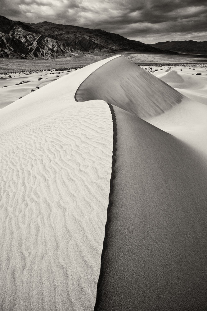 Dune Ridge II, Death Valley