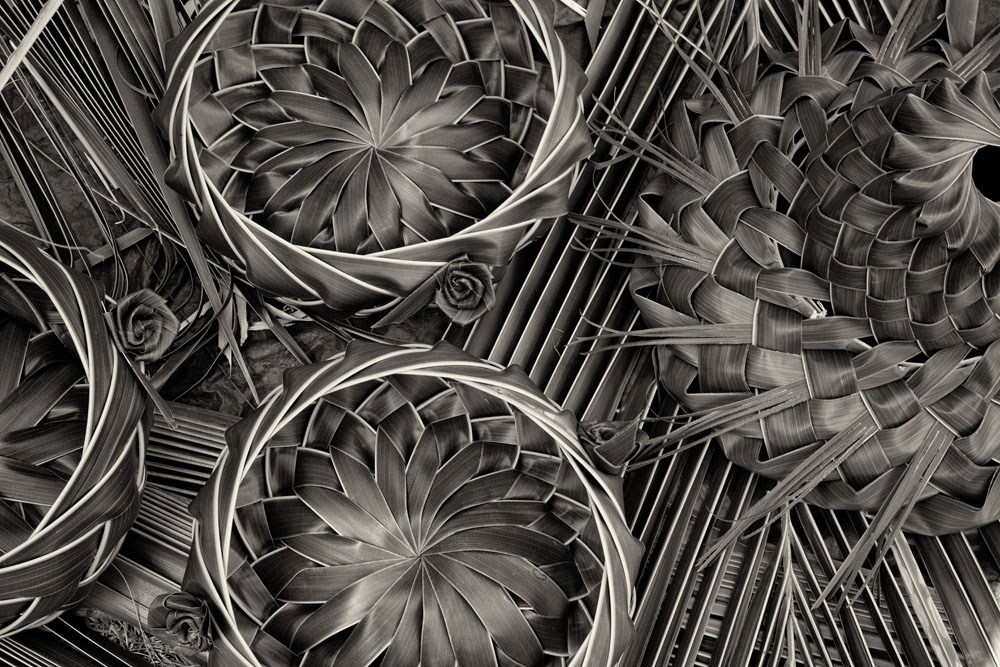 Palm Baskets, Hawaii, 2012